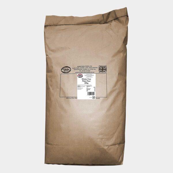 Glebe-Farm-Gluten-Free-Plain-Flour-25kg