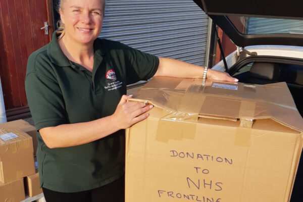 Glebe Farm During COVID-19:  Managing Surge in Orders and Our Thanks to Frontline NHS Workers