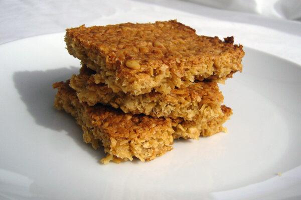 Gluten Free Flapjacks