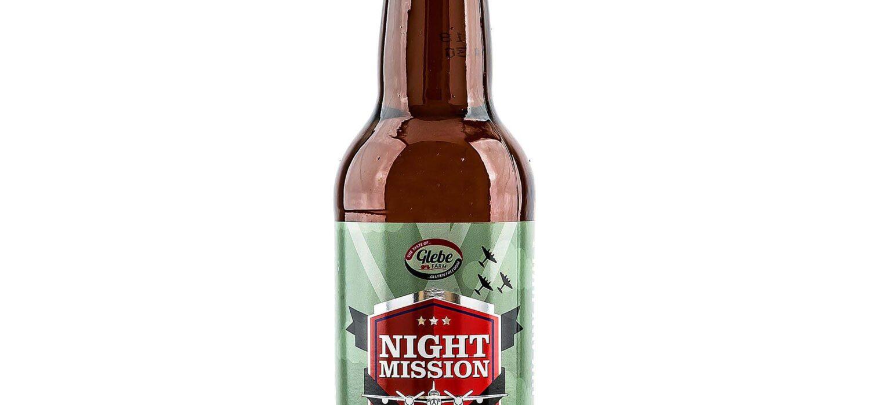 Glebe Farm Gluten Free Night Mission Beer 330ml