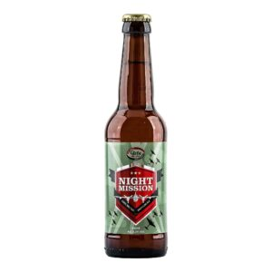 Glebe Farm Gluten Free Night Mission Beer 330ml