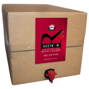 Side-R Still Medium Cider with Cherry 20L