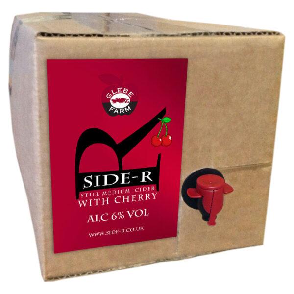 Side-R Still Medium Cider with Cherry 8L