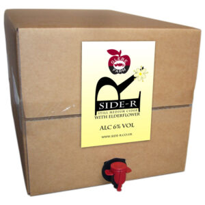 Side-R Still Medium Cider with Elderflower 20L