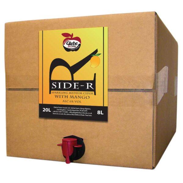 Side-R Still Medium Cider with Mango 20L