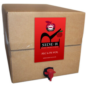 Side-R Still Sweet Cider 20L