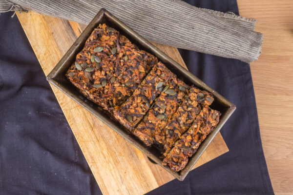 Beetroot & Oat Bake
